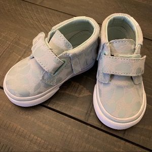 Toddler girls VANS size 4
